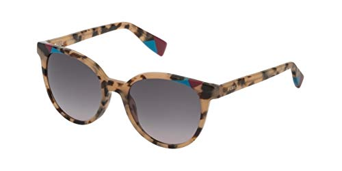 Furla Sfu229, Gafas De Sol Mujer, Brown/beige Havana (07UX)
