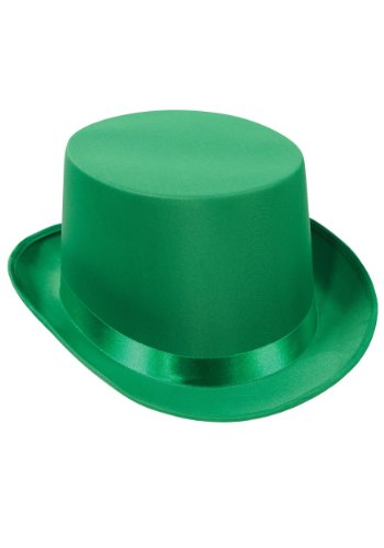 Green Top Hat- 1 Pc.