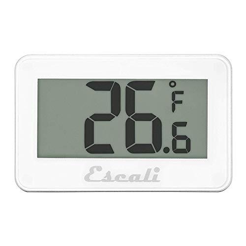 termómetro digital blanco fabricante Escali