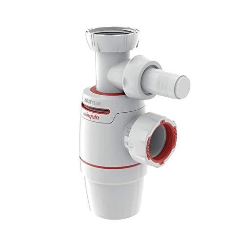Wirquin–Sifone Neo aria di lavabo WIRQUIN diametro 32mm con presa lavatrice