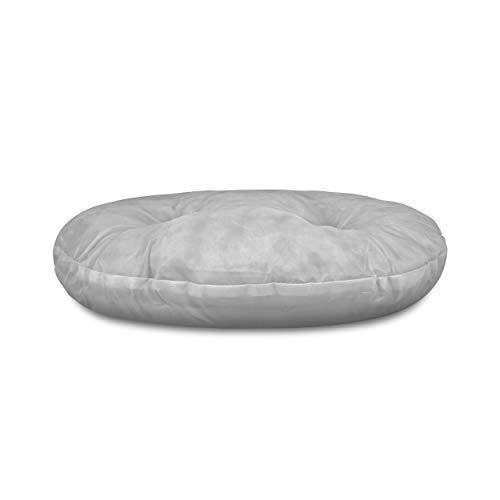 The Dog's Bed Sound Sleep Donut-Hundebett, wasserdichter Bezug und Bodenpolster, Größe M