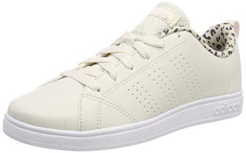 adidas Vs Advantage Cl K, Scarpe da Tennis Unisex Bambini, Bianco (Raw White/Raw White/Ftwr White Raw White/Raw White/Ftwr White), 38 2/3 EU