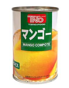 谷尾食糧工業株式会社 谷尾 マンゴースライス 425g ×24個