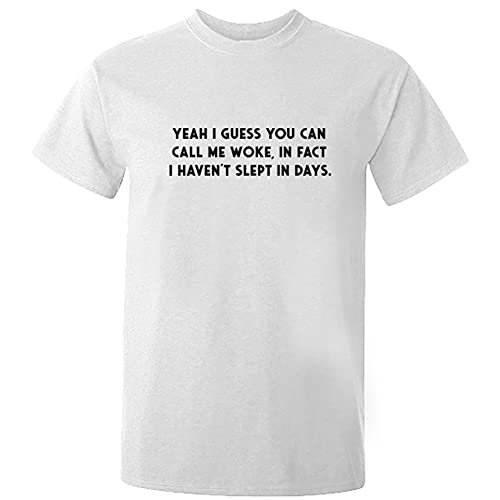 illustratedidentity Unisex-T-Shirt mit Aufschrift