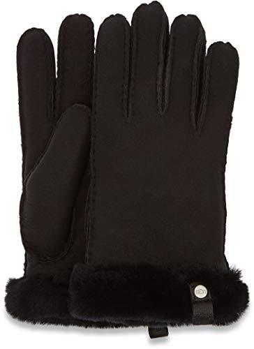 UGG Shorty Handschuhe Damen, schwarz, M