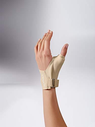 Epitact Starre Daumenbandage Daumenschiene für Daumengelenk atmungsaktiv stabilisierend schmerzlindernd