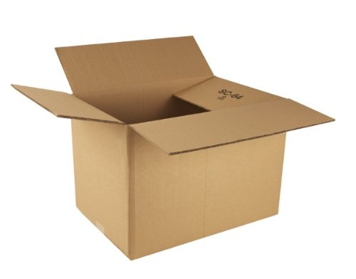Ambassador Packing Carton Double Wall Strong Flat-packed,...