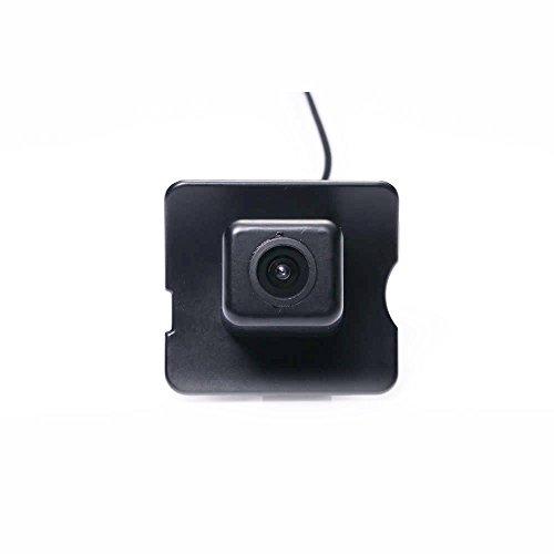 Navinio Nachtsicht Rückfahrkamera Einparkkamera Kamera Einparkhilfe Farbkamera Rückfahrsystem Einparkkamera Wasserdicht für Mercedes M ML R klasse W164 W251 ML320 ML350 GL350 GL450 R300