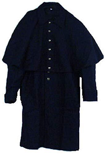 CUSTOM U.S. Civil War Union Army Greatcoat - DARK BLUE (46 Regular)