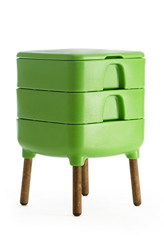 Best Price HOT FROG Living Composter (Worm Composter)