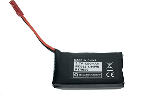 Sky Viper S1700 S1750 Drones Compatible Battery 3.7v 1200mAh High Capasity High Discharge