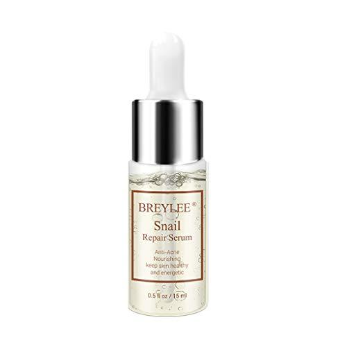 sérum escargot Essence, Fulltime réparation cicatrices hydratant Essence acné traitement nourrissant visage soin de la peau