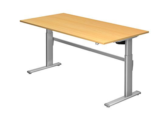 Hammerbacher Schreibtisch XM2E Buche