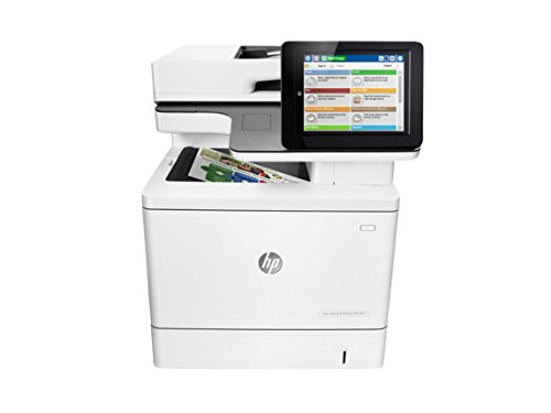 HP Color LaserJet Enterprise Multifunction Printer M577dn (B5L46A#BGJ) Duplex 3600 dpi USB/Ethernet