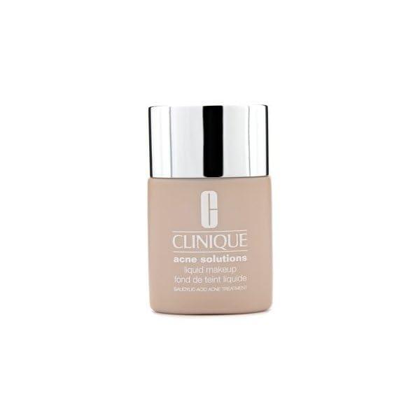 Acne treatment products Clinique Acne Solutions Liquid Makeup – # 04 Fresh Vanilla – 30ml/1oz