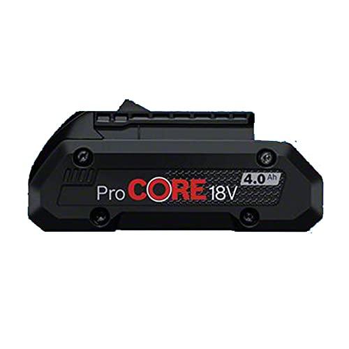 System profesjonalny 18 V firmy Bosch: akumulator ProCORE18V 4.0Ah (opakowanie kartonowe)