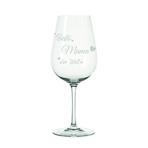 Crealuxe Leonardo wijnglas met gravure