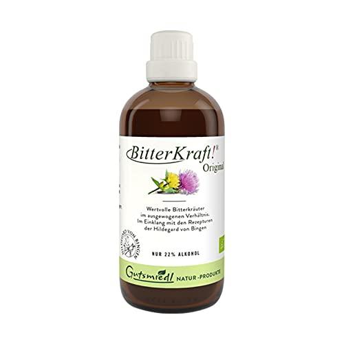 Gutsmiedl Hildegard-Produkte Bitterkraft...