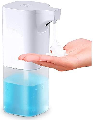 Soap Dispenser,Touchless Automatic soap Dispenser, Infrared Motion Sensor, Foaming Soap Dispenser