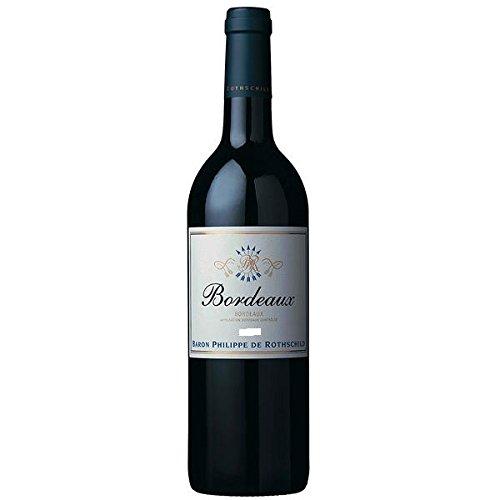 3 Flaschen Bordeaux Rothschild, AOC, rot a 750ml Frankreich