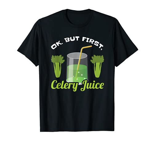 Jus de céleri, jus de légumes T-Shirt