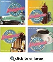 More Malt Shop Memories Set (8 Cd)