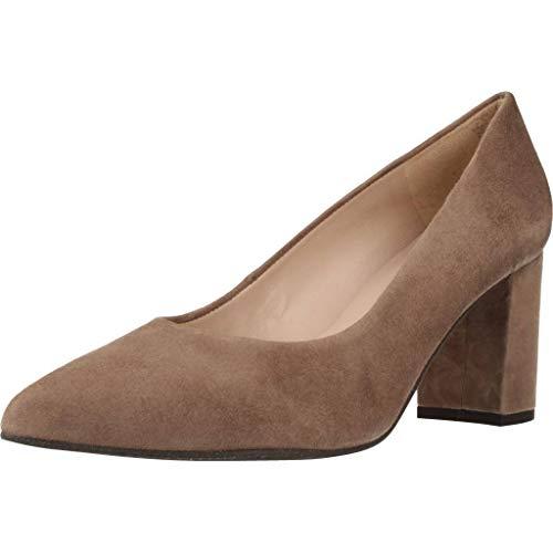 Argenta Zapatos Tacon 4000 28 Mujer Marrón 41 EU
