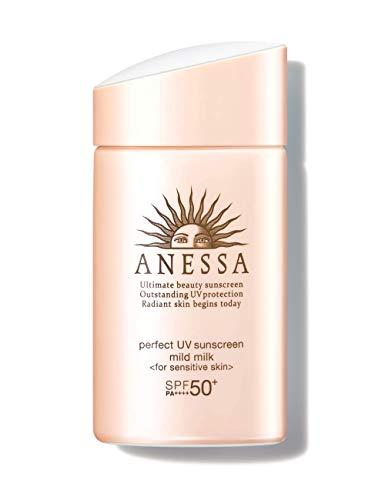 ANESSA(アネッサ) パーフェクトUV マイルドミルク a 日焼け止め 敏感肌 無香料 60mL
