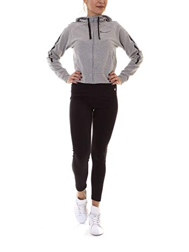 Champion Frauen Jogginganzug Sweatsuits Heritage (Gray Melange Light), Größe:M