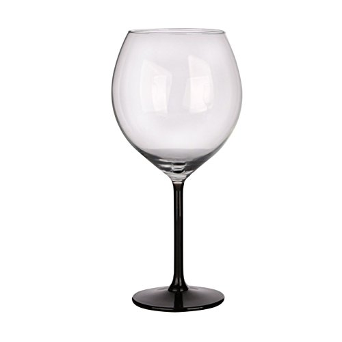 Royal Leerdam Copas de vino tinto XXL Black 1 pieza 700 ml nuevo & OVP