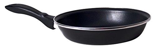 Desconocido Magefesa Black Sartén, Acero, Negro, 32 cm