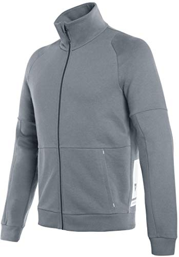 Dainese Full-Zip Sweatshirt Grau L