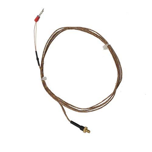 L-Yune,bolt 1pcs Replicator 2 /2X Thermocouple TC Type K Wire Temperature Sensor For Replicator/For Reprap Prusa I3 3D Printer Hotend