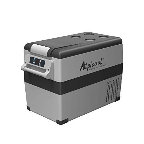 Alpicool CF45 Portable Refrigerator 12 Volt Car...
