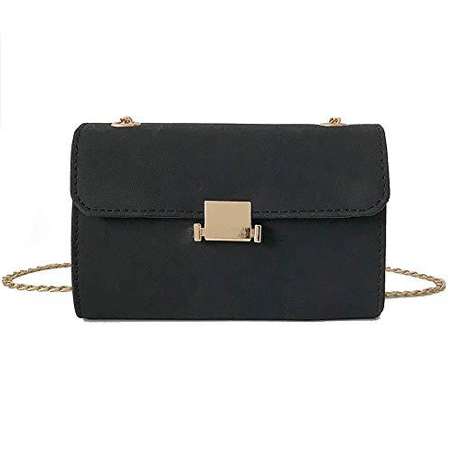 Sac Mode Femme, Sac En Cuir Casual Petit Paquet Sacs à Dos Mode - Noir