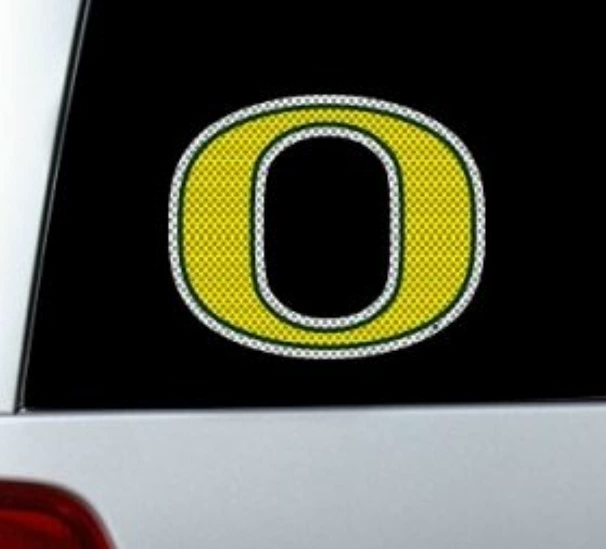 Oregon Ducks Die-Cut Window Film - Large