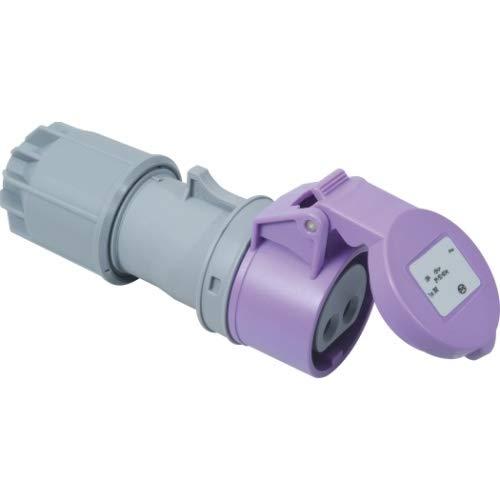 SIROX® CEE-Kupplung IP 44, 2-polig, 24 V 16 A, mit vernickelten Kontakten
