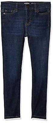 Amazon Essentials Girl's Skinny Stretch Jeans, Houston/Medium, 14S