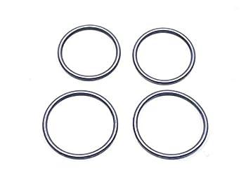 2 Sets  Remington O-Ring Barrel Seals [OEM Spec Graphite Coated] for 1100 20 GA 11-87 20 Gauge - All Models STD/LT/LW/SP