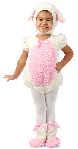 Princess Paradise Baby/Toddler Littlest Lamb Costume, As Shown, X-Small