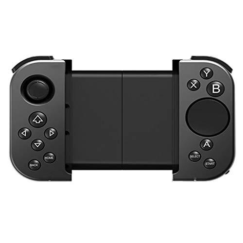 WXLSQ Contrôleur De Jeu Mobile, Jeu sans Fil Joystick Télescopique Contrôleur De Jeu Bluetooth Extensible Joystick Poignée De Jeu Portable, pour iOS Android