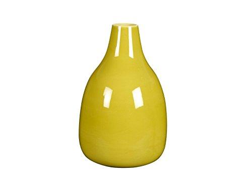 Kähler Botanica vaas H500 Yellow oker