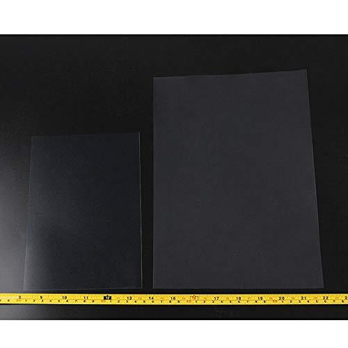 RLJJCS U00a0Supplies 5Pcs 280x200mm FEP Film Release Film for SLA DLP UV Resin 3D Printer
