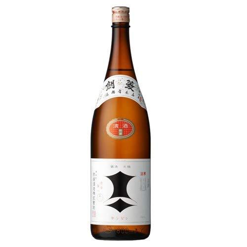 〔清酒・日本酒〕 上撰 剣菱 1.8L瓶 1本 (1800ml) 剣菱酒造