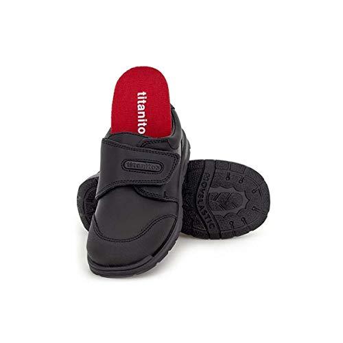 Zapato COLEGIAL NIÑO TITANITOS T840 Zeus