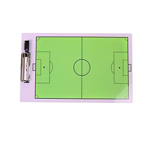 Sporti France Carnet tactique Recto Verso Football