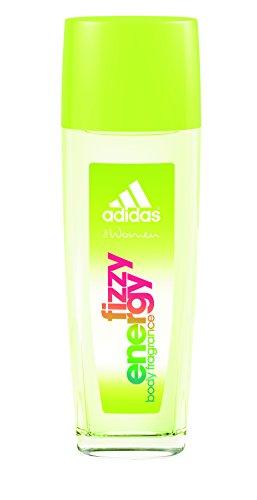 adidas Fizzy Energy Natural Deospray – Blumig-frisches Antitranspirant – Ganztägiger Schutz gegen unangenehme Gerüche & starkes Schwitzen – 1 x 75 ml