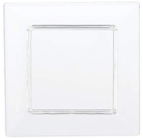 Amscan 438900-86 40 mini-hakbord, plastic, doorzichtig