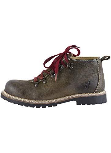 Spieth & Wensky Herren Trachtenstiefel Jonah Boots | Trachtenschuh | Modell: 512H (EU 39, Rustik)
