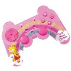 4 Gamers Lisa Simpson Control Pad Gamepad